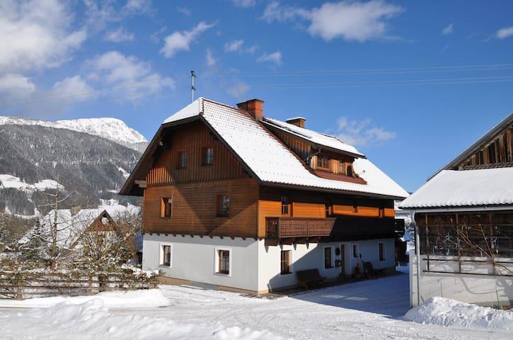 Apartments am Bröckelhof - Ennsling - Loma-asunto