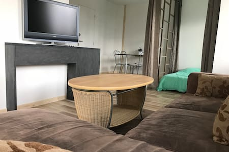 Dieppe Appartement Chaleureux Studio Vauban