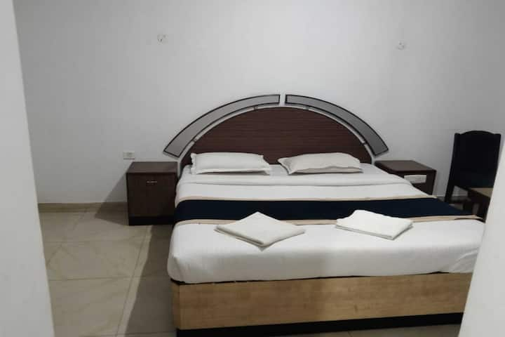 Double Room at Orchid Inn