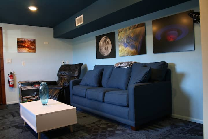 Beautiful Space Themed Apartment