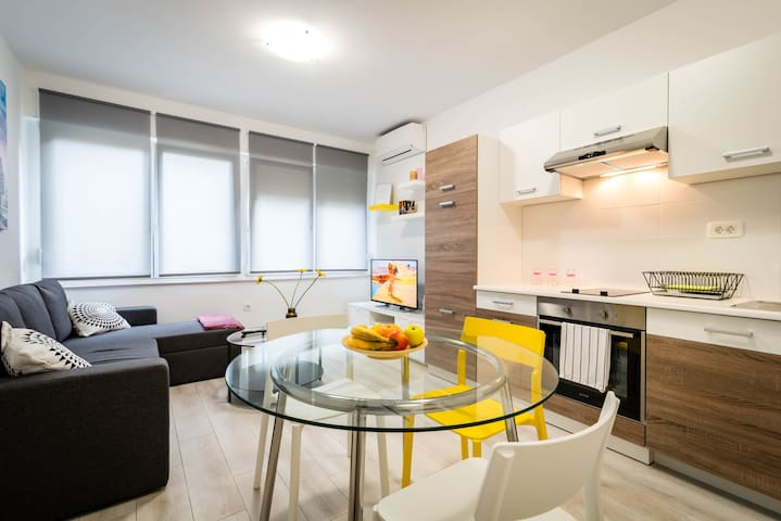 Apartment Paola newly renowated with love