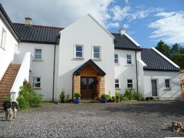 Eco farm holidays - apartment 1 - Glenties - Maison