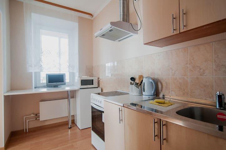 Уютная квартира на Морозова - Syktyvkar