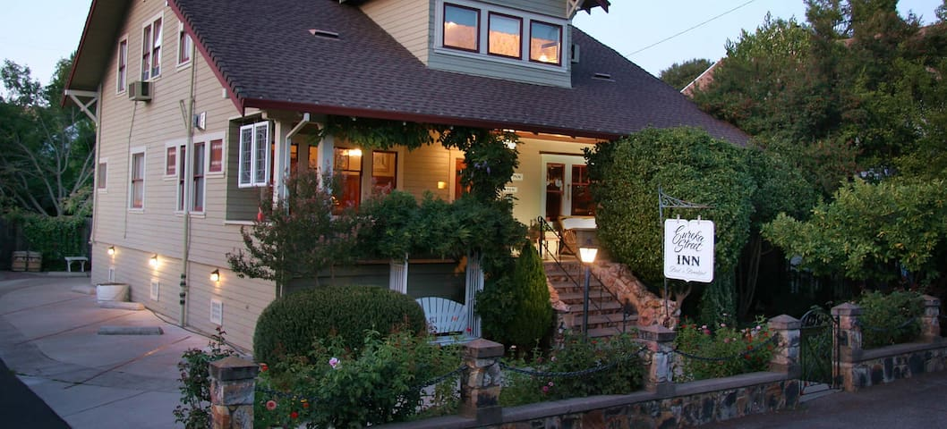 Eureka Street Inn: Craftsman-style Bed & Breakfast
