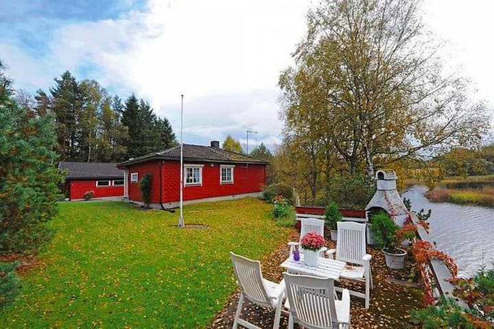 4 star holiday home in Degernes