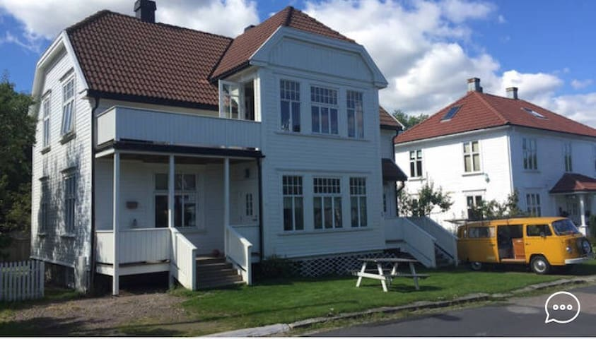 Charming apartment downtown. - Tønsberg - Lägenhet