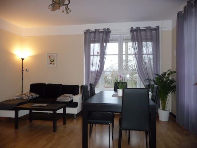 Maison meublée de 70 m² au coeur du Val de Loire - Chouzé-sur-Loire - Hus