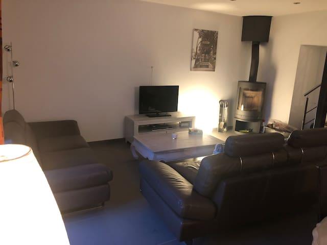 Appartement au coeur de la ferme