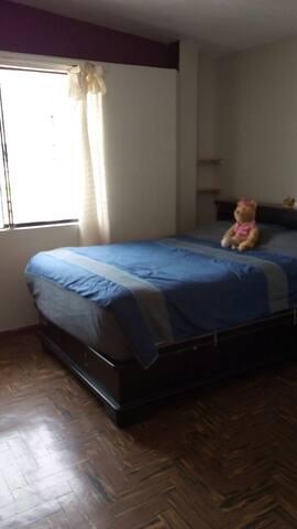Habitación acogedora - Distrito de Lima - Leilighet
