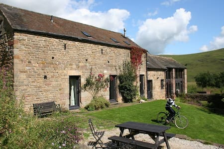 The Shippon & Hayloft at Dove Valley Centre