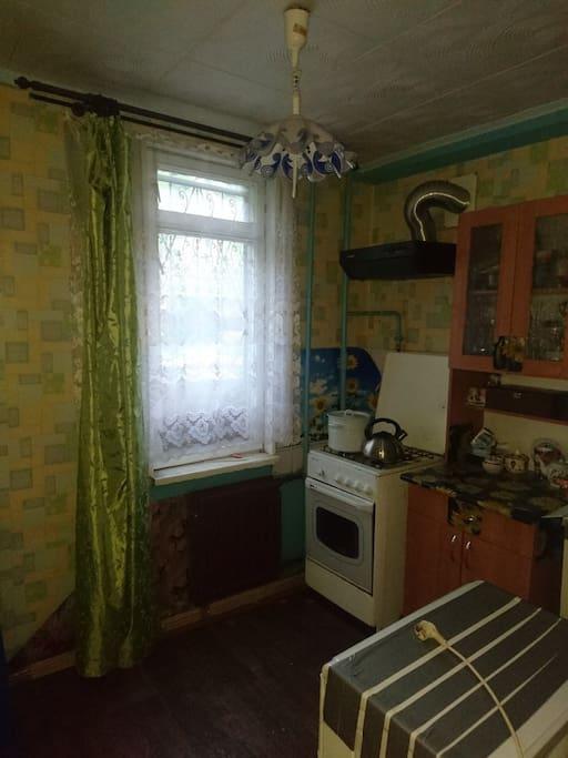 Кухня 6м