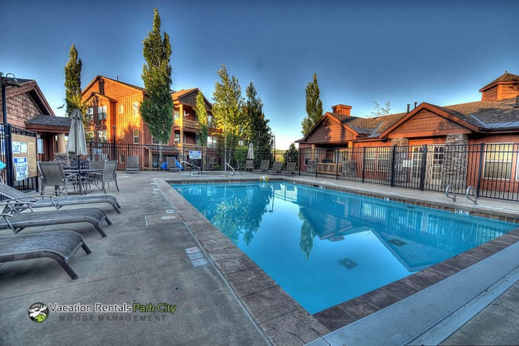 Fox Bay Community Pool - Park City Area, UT