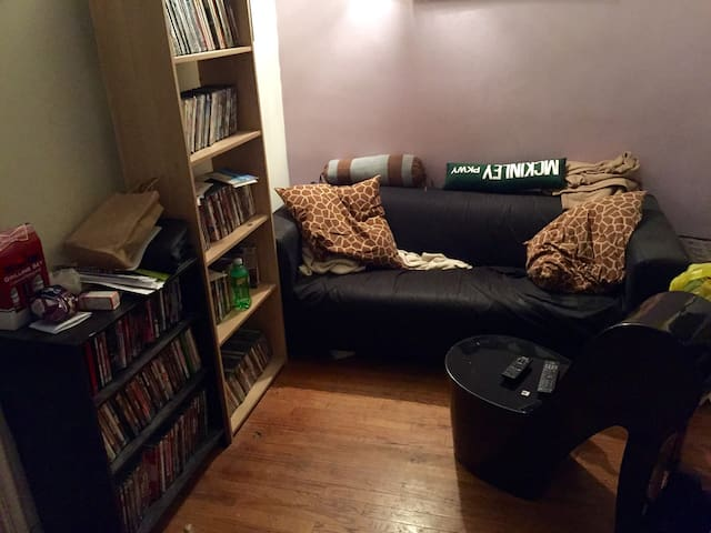 Private Room in NYC Apartment - Queens - Lägenhet