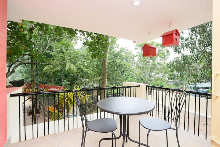 OYO - Elegant 1BR Stay in Trivandrum - (Best Priced)☑