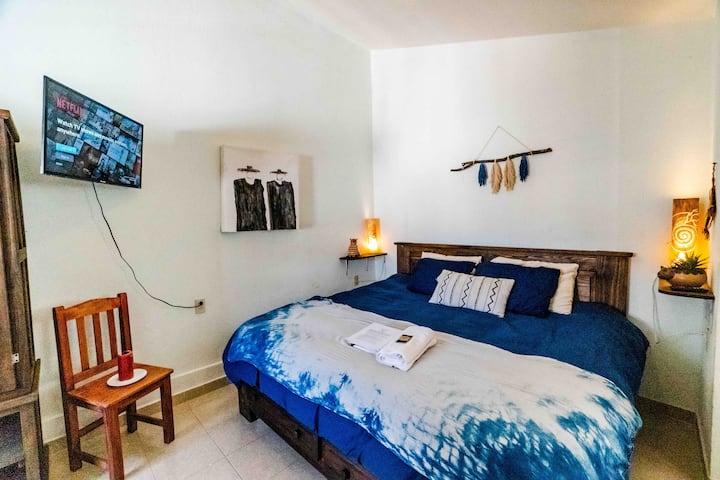 Casa Ohana: Suite privado en casa compartida