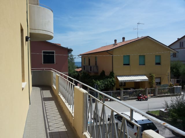 Lovely apartment near the beach - Fano - Huoneisto