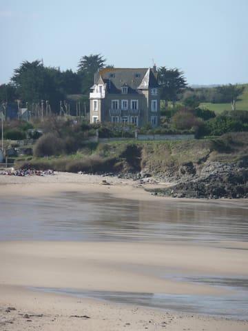 Sur la mer en Bretagne - Saint-Briac-sur-Mer - Departamento