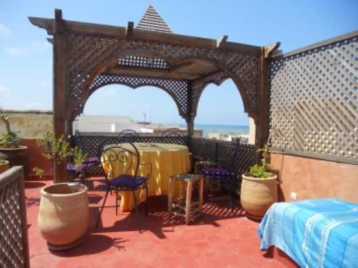Riad Néo-Mauresque
