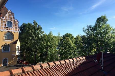 1 Zimmerapartment mitten in Bamberg - Bamberg - Huoneisto