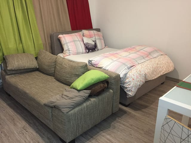 LU/MA:very nice apartment up to 4guests in Center