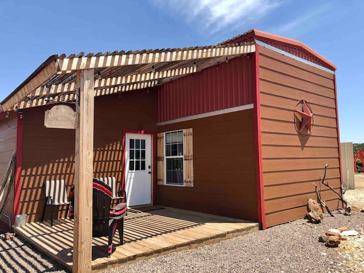 The Rustic Bunkhouse