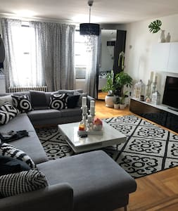 Modern Bronx room
