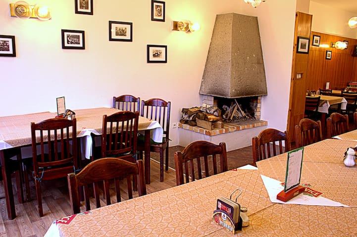 Penzion Kovářská - Double room - Kovářská - Penzion (B&B)