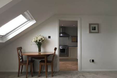 Cosy city centre loft apartment... - Newcastle upon Tyne - Loft