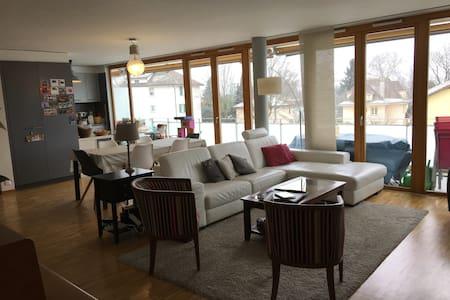 Appartement familial calme & ensoleillé - Morges - Lejlighed
