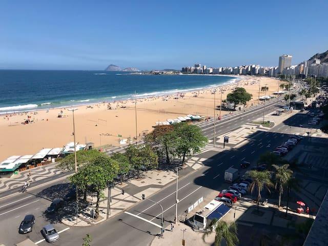 Vistas al mar - Copacabana
