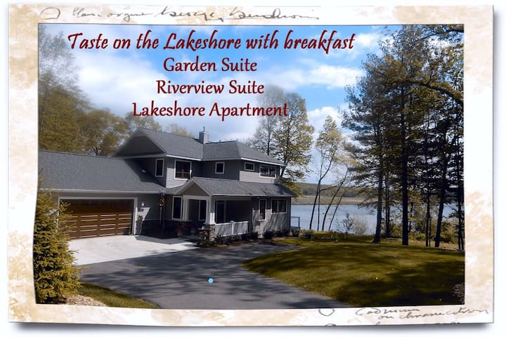 TASTE ON THE LAKESHORE APARTMENT-with Breakfast