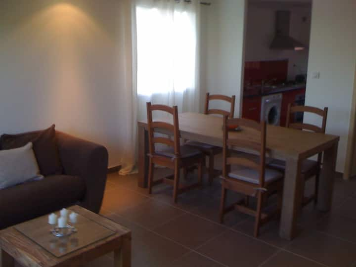 Rez de villa T2 à Viggianello, proche de Propriano