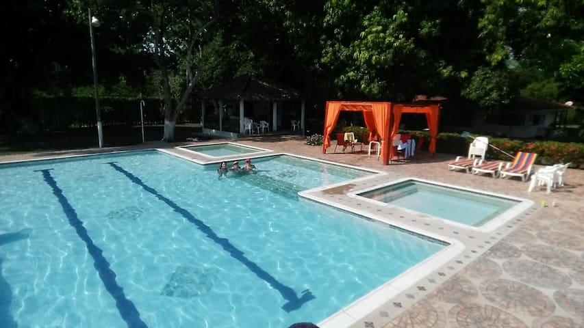 Espectacular Casa-Finca de Descanso Padilla
