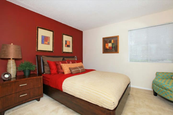 Caesar's bedroom - Houston - Apartamento