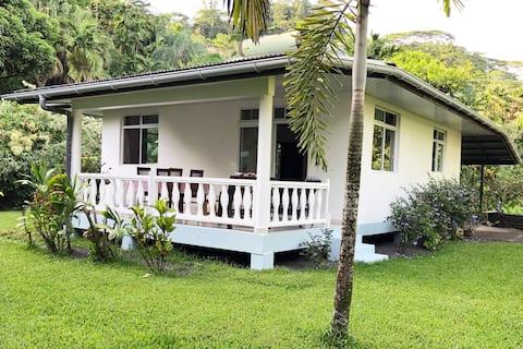 Fare Temanava - Votre maison de vacances à Tahiti