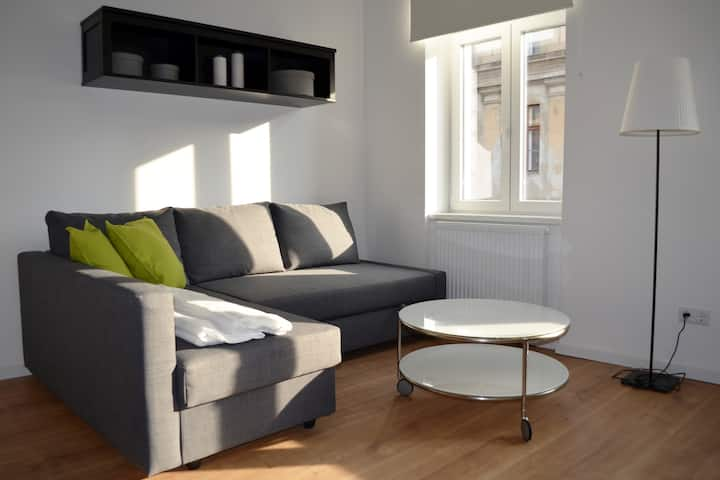 Bright New Apartment in City-Centre