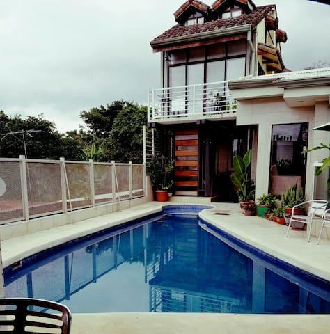 Hermosa y impresionantes vistas - San Pedro, San José Province, CR - Villa