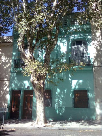Bright one room appartment with big terrace - Buenos Aires - Leilighet
