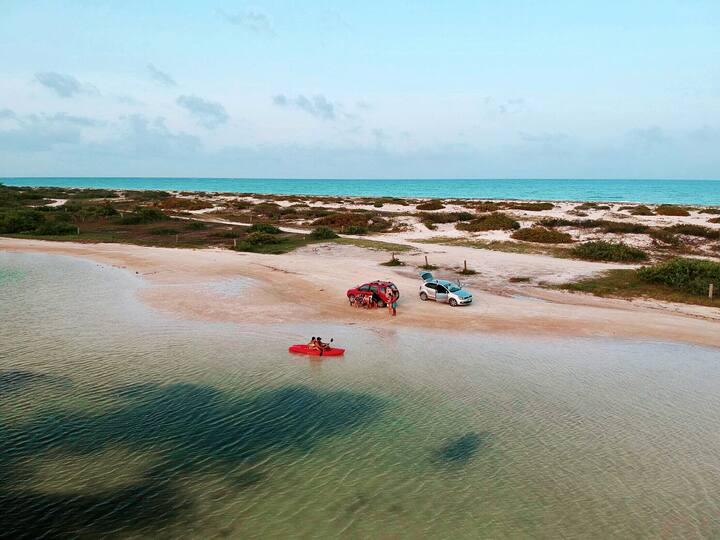Una Playa solo para ti