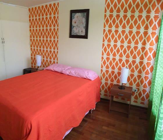 Cozy room in a nice and quiet neighborhood - Distrito de Lima