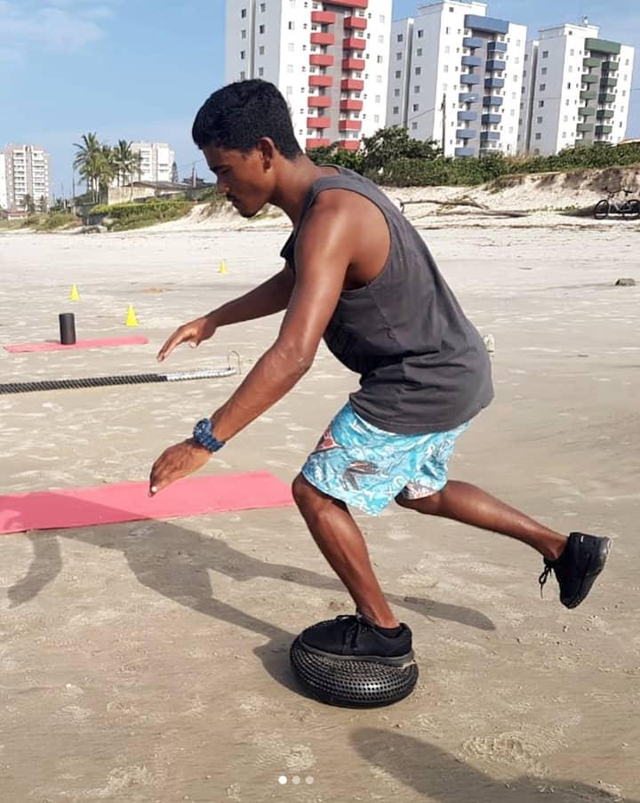 Surf Balance Training