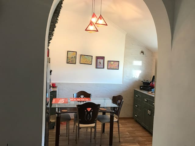 Natashka's house - Tbilisi - Bed & Breakfast