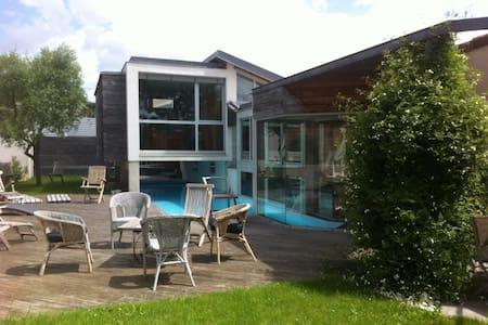 Chambre dans maison d'architecte - Niort - Rumah
