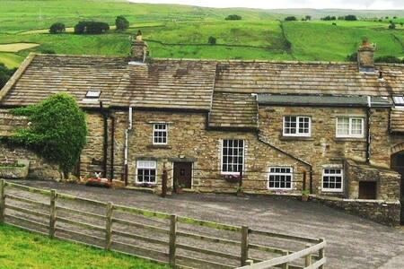 Ingleby Lodge, in the heart of the Yorkshire Dales