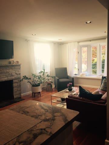 Luxury Home on Beacon Hill