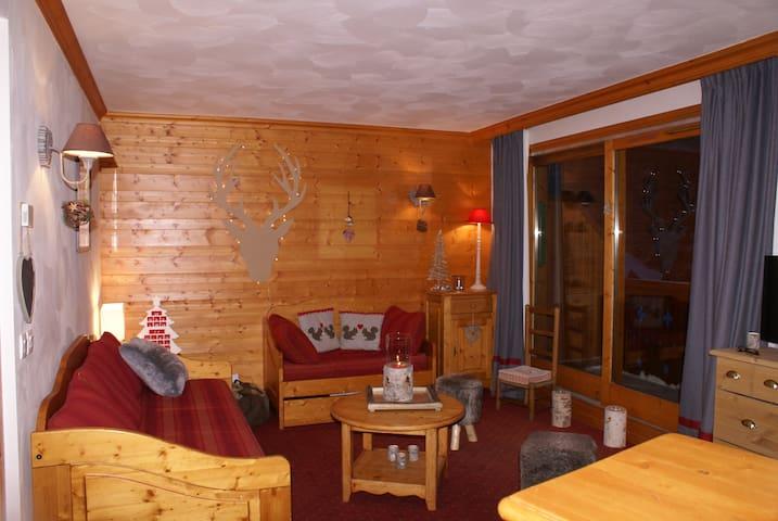 Résidence Aspen - Plagne Village, 6 personnes
