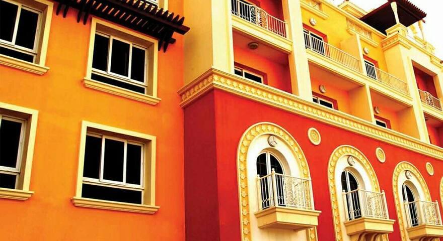 Luxury brandnew bedspace for AED90 - Dubai - Leilighet
