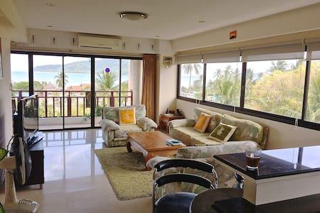 amazing seaview 125 M2 condo whith jacuzzi swim - Apartment