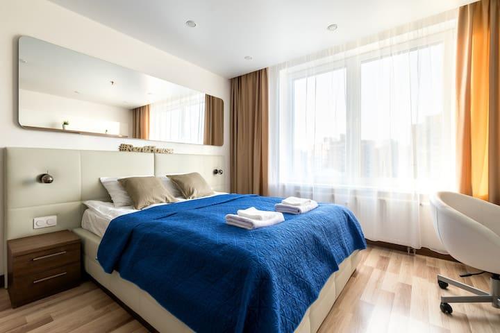 Studio Luxury Apartment Beige