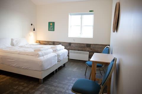 The Braz Guesthouse - Fjölskylduherbergi - 4 meðalstór tvíbreið rúm (